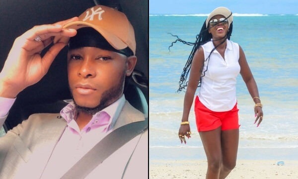 'I still love you' Akothee declares her feelings for Redsan, He responds