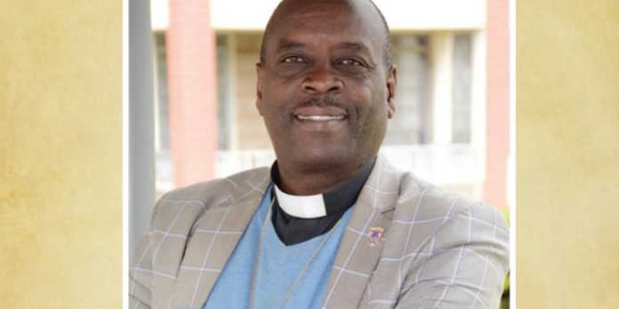 Rev Peter Kaniah