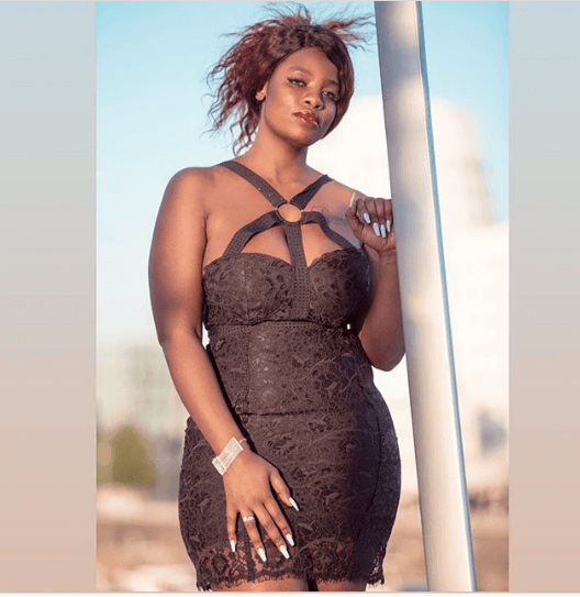 Kevin Omwenga's ex-lover