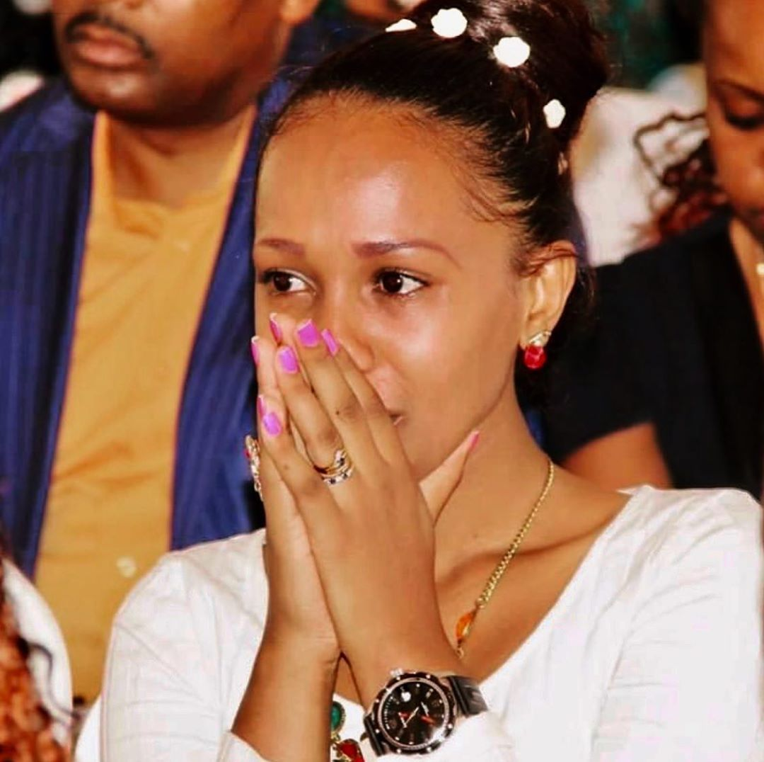 Photos of Grace Ekirapa's engagement ring after 2018 cancelled wedding