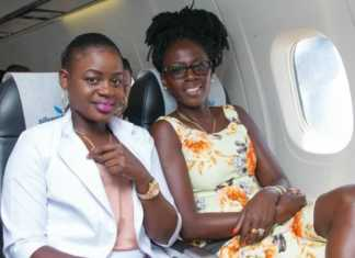 Akothee and Cebby