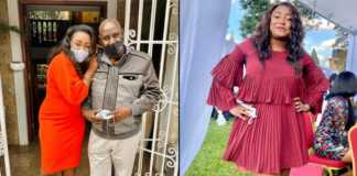 Betty Kyallo and dad