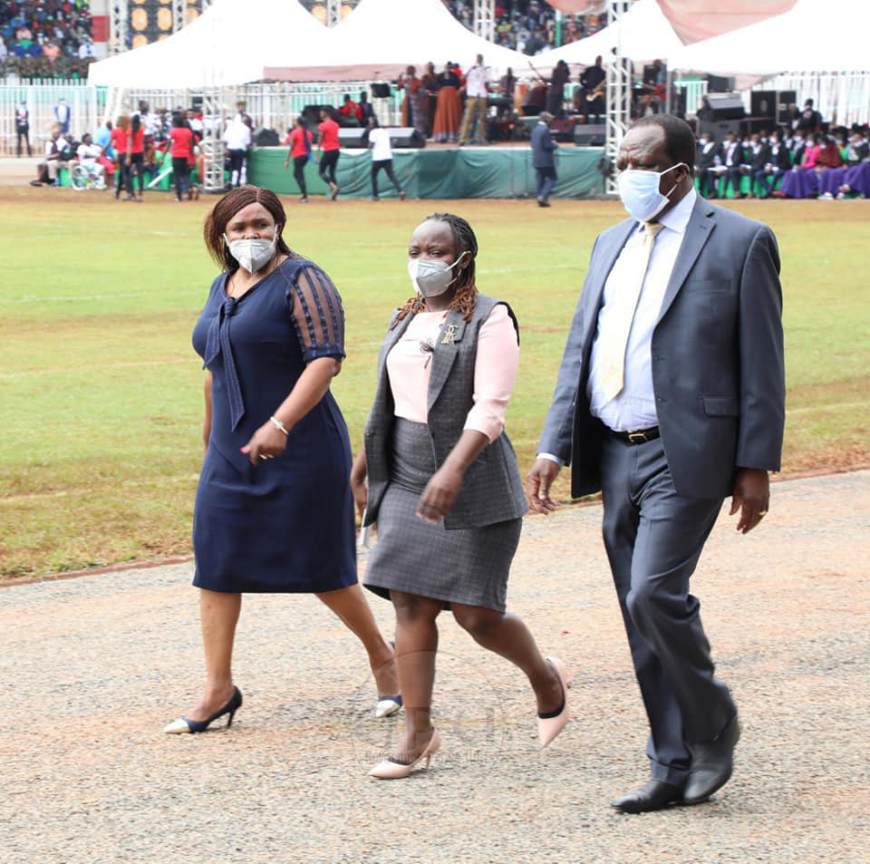 Mapenzi yanarun dunia! Kenyan politicians who're proudly in polygamous marriages