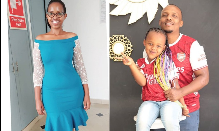 'She completely changed my world,' Ben Kitili's wife reveals she gave birth at 22 while celebrating daughter