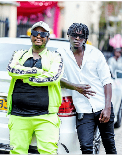 DK and Willy Paul