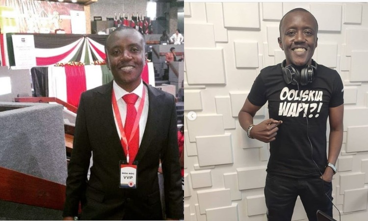 'I love that woman to death,' Maina Kageni talks about his mother, thanks SK Macharia for raising him